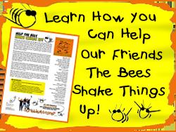 ScribbleMonster Bees